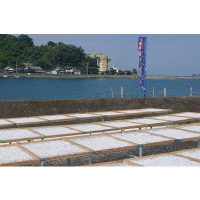 しらす干し シラス 和歌山県 減塩 天日干し 乾燥 釜茹で 340g 産地直送 生産者直送 うす塩 arichou-shirasu 04