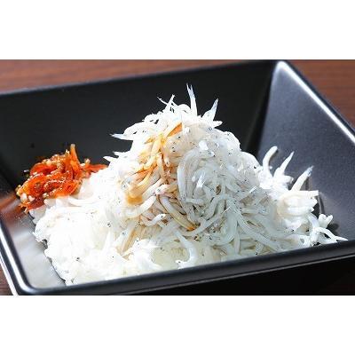 しらすの佃煮 シラス ご飯のお供 秘伝の味付け 生産者直送 産地直送|arichou-shirasu|03