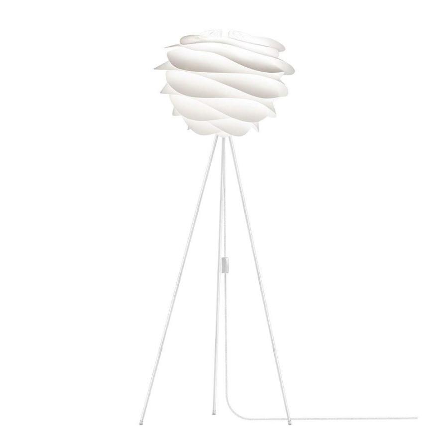 フロアライト(電球別売) Carmina (Tripod Floor/ホワイト) ホワイト 02056-TF-WH VITA COPENHA