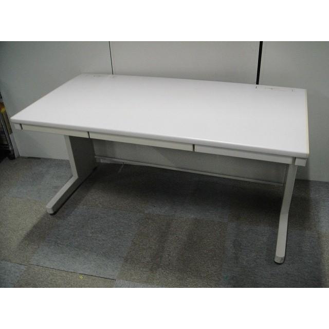 平デスク コクヨ ニューグレー サイズ:幅1400×奥行700×高さ700mm 色:ニューグレー