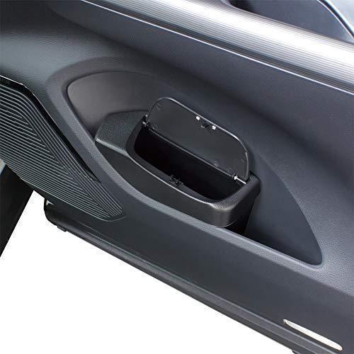 槌屋ヤック SY-HR13 トヨタ 80系 ハリアー 専用 サイドBOX ゴミ箱 運転席用|arika-select|05