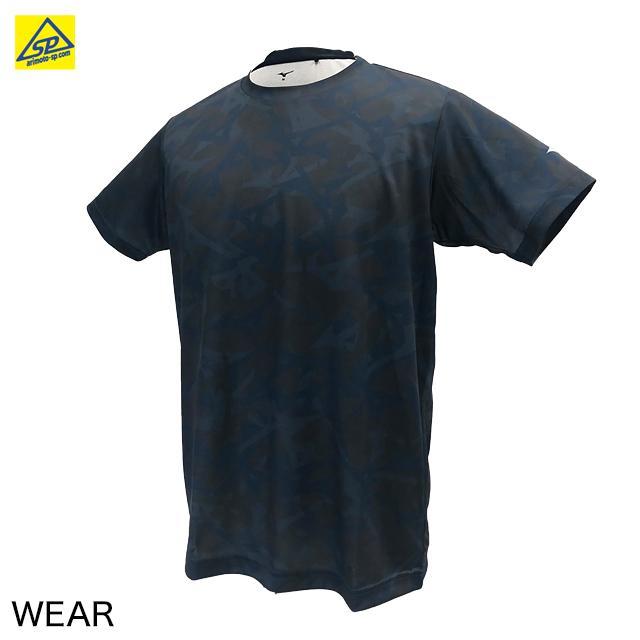 ミズノ ユニ Tシャツ 72JA1030  バドミントン専門店会 arimotospshop 05