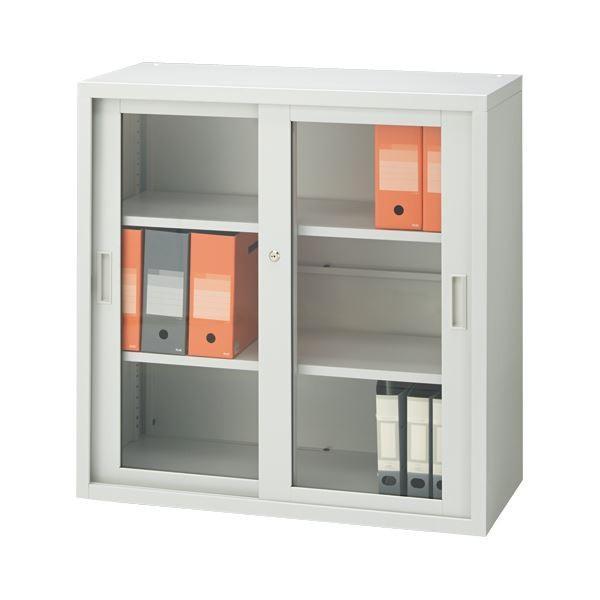 オフィス家具 | ジョインテックス 組立式アクリル引違保管庫 JH8840G JH8840G