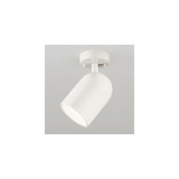 生活家電 | スポットライト スポットライト 電球形蛍光灯EFD 15W フレンジタイプ 電球色 配光角101° オフホワイト オーデリック OB080541L