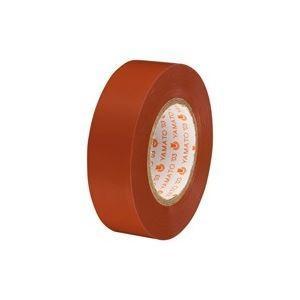 (まとめ売り×300) ヤマト ビニールテープ粘着テープ (19mm×10m茶) NO20019