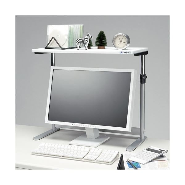 オフィス家具 | ナカバヤシ ナカバヤシ 机上棚 RK630SW