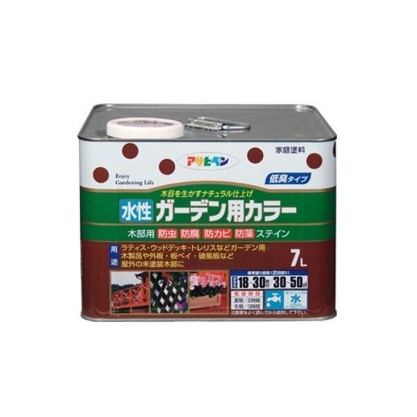 日用雑貨 | 水性ガーデン用カラー 透明(クリヤ) 7L