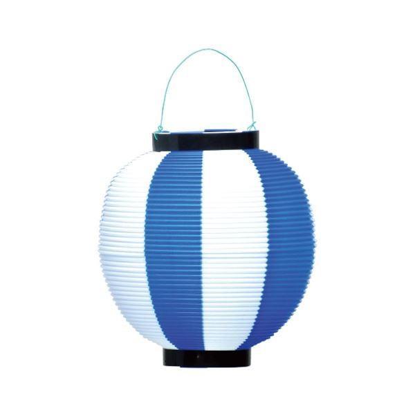 おもちゃ   (まとめ売り×10) タカ印 ポリ提灯 407041 青白