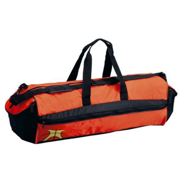 バスケット用品 | (モルテン Molten) バスケットボール用 ボールバッグ (3個入) 幅69cm ポケット 肩ひも付き JB30G (運動 スポーツ用品)