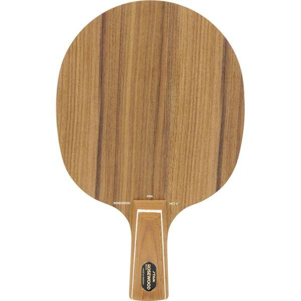 卓球用品   STIGA(スティガ) 中国式ラケット ROSEWOOD NCT 5 PENHOLDER(ローズウッド NCT 5 ペンホルダー)
