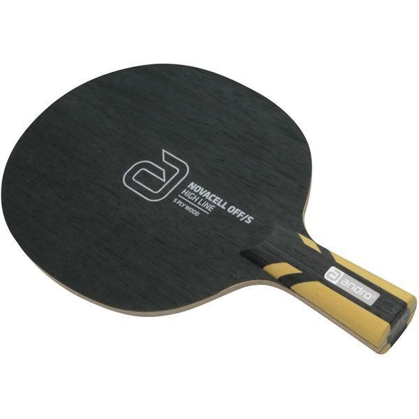 卓球用品 | andro(アンドロ) 中国式ペンホルダー NOVACELL OFFS 中国式(ノヴァセル オフエス 中国式)