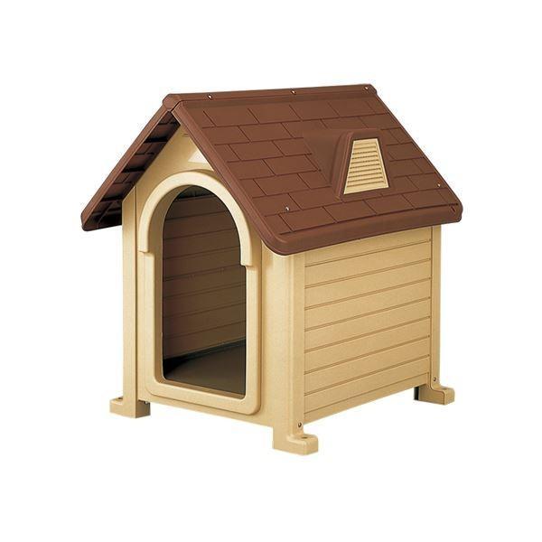 犬 | ペットハウスDX490 ブラウン(ペット用品)
