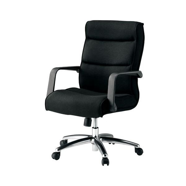 オフィス家具 | プラス 役員イス ブラック KBMA071SL BK ハイバック