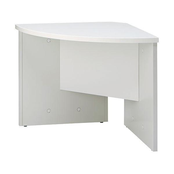 テーブル | ジョインテックス ローコーナーカウンタ ネオホワイト CS97KLR H740mm WH