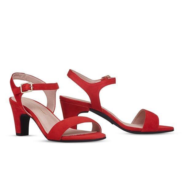 バーゲンで サンダル | ヒール付け替え可能サンダル婦人靴 (Poppy RedBlock (Poppy 7cm レッド系 | RedBlock サイズ:38(25cm相当)) Mime et moi ミミ・エ・モイ, にいがたけん:93677417 --- sonpurmela.online