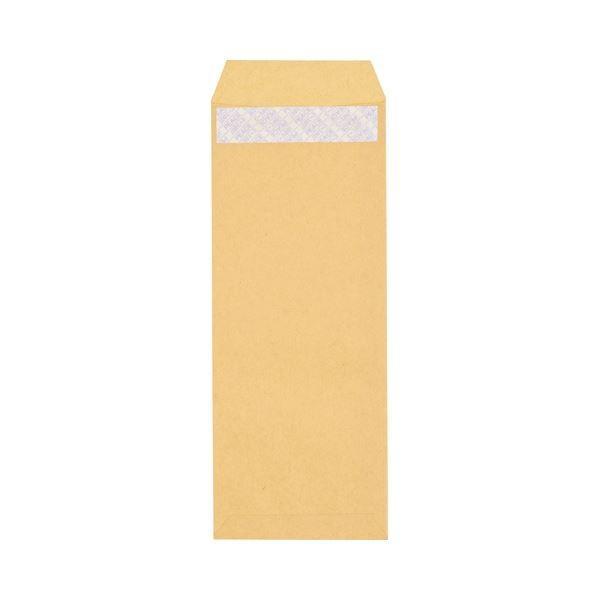 ピース R40再生紙クラフト封筒 テープのり付 長40 70gm2 〒枠あり 業務用パック 45380 1箱(1000枚) (×5)