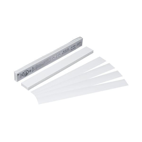 ニチバン 製本テープ(再生紙)業務用 35×297mm 35×297mm 35×297mm 白 BKLA4505 1パック(50枚) (×10) d1d