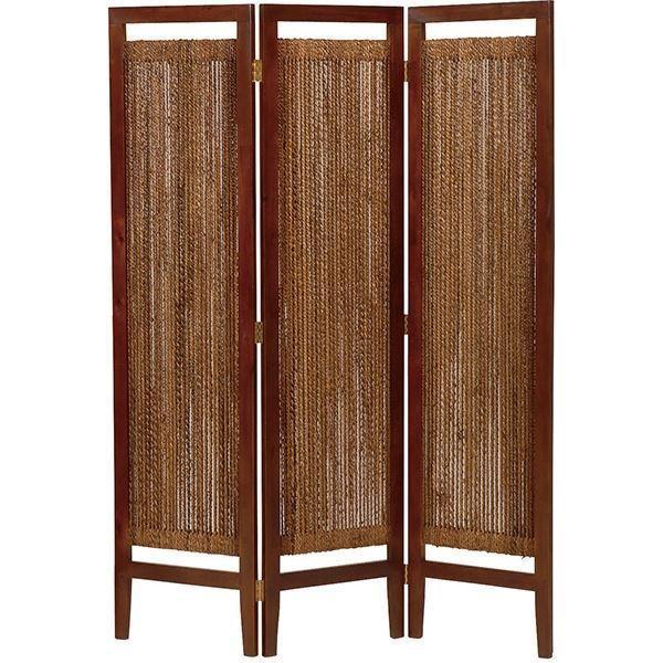 パーテーション(スクリーン) パーテーション(スクリーン) グランツシリーズ 3連 木製 高さ150cm アジアン風 ナチュラル