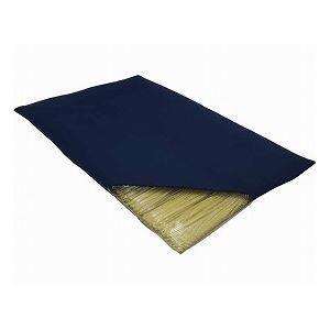 寝具 | アクションジャパン ベッド用アクションパッド ダブル #6300 カバー付(紺色)