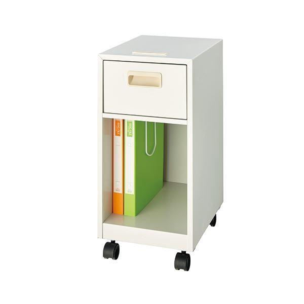 オフィス収納 | ポピア ポピア インサイドワゴン PSB03HW ホワイト