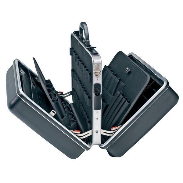 工具ポーチ | KNIPEX(クニペックス)002140LE ツールケース ビッグツイン