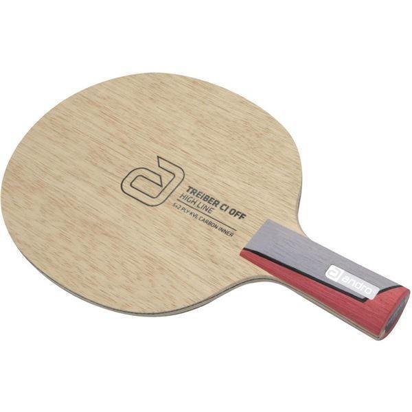卓球ラケット   andro(アンドロ) 中国式ペンホルダー TREIBER CI OFF 中国式(トレイバー シーアイ オフ 中国式)