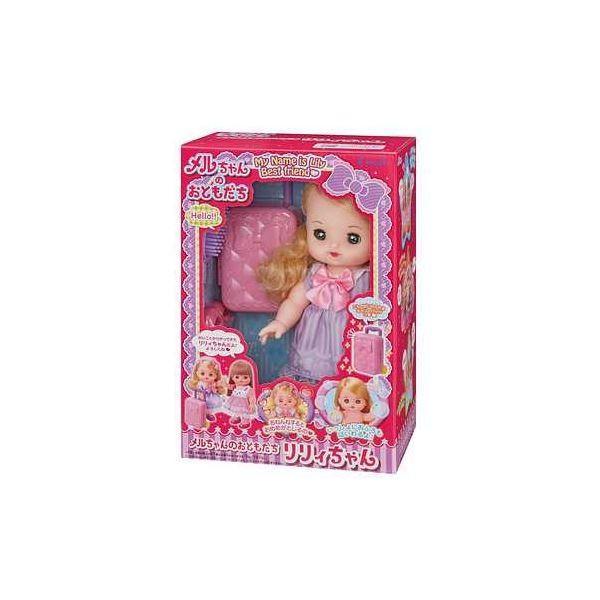 おもちゃ | パイロットインキ メルちゃんのおともだち リリィちゃん (メルちゃん)