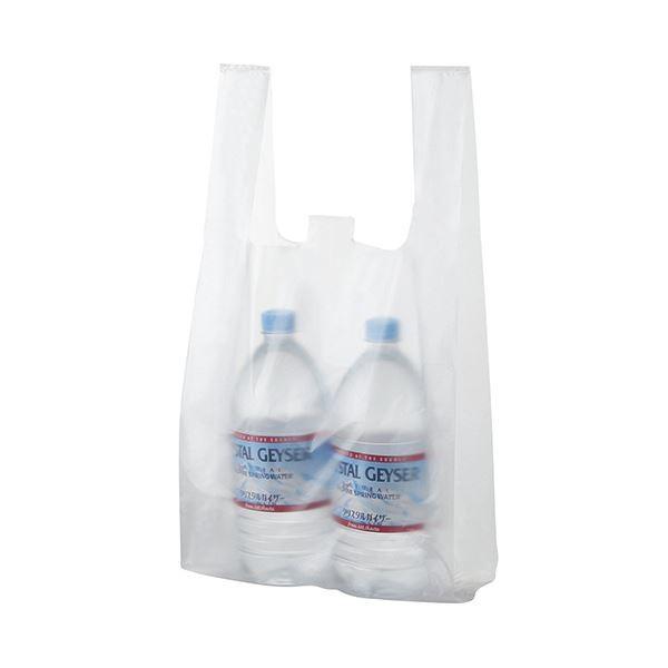ビニール袋 | TANOSEE 半透明レジ袋 30号ヨコ260×タテ480×マチ幅130mm 1(1000枚:100枚×10パック) (×3)