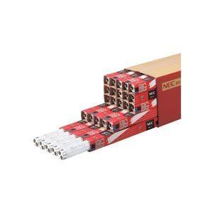 電球 | NEC 蛍光ランプ ライフルックHG直管グロースタータ形 40W形 3波長形 昼白色 FL40SSEXN37HG 1パック(25本)