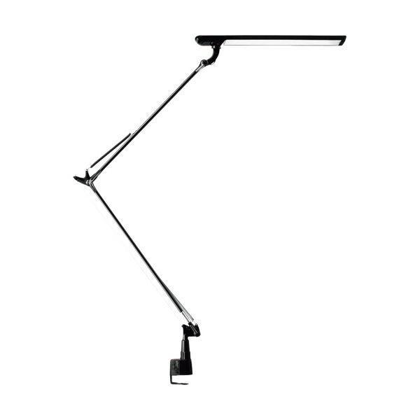 照明   スワン電器 レディックエグザームオフィス12W 2000Lx ブラック ブラック LEX970BK 1台