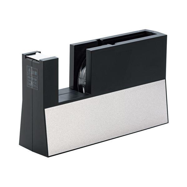 ニチバン テープカッター直線美 大巻用 黒 TCCB6 1台 (×5)