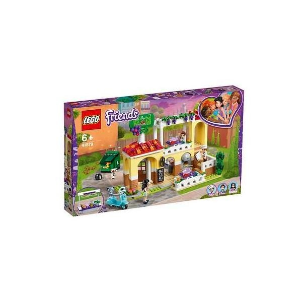 ブロック | レゴジャパン 41379 ハートレイクのガーデンレストラン (LEGO)