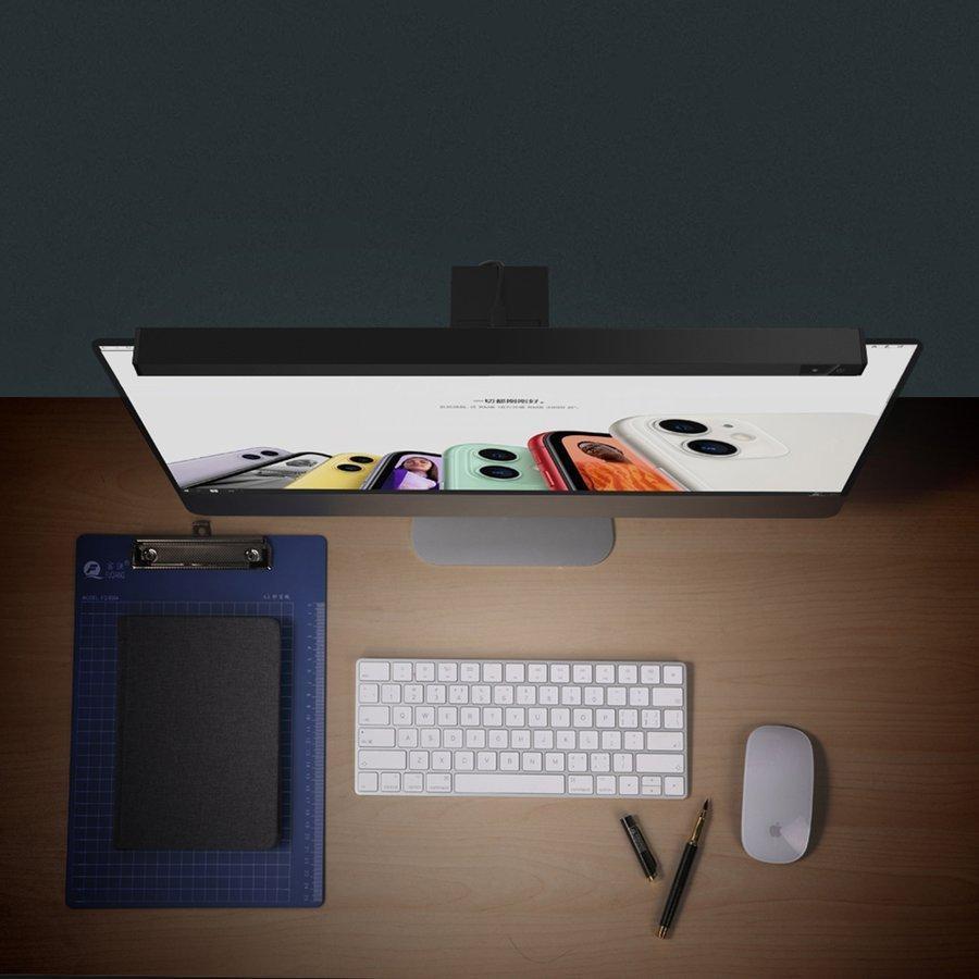 デスクライト モニター モニターライト スクリーンバー 掛け式ライト 卓上ライト LED 電気スタンド デスクスタンド テーブルスタンド|arinternationalshop|18