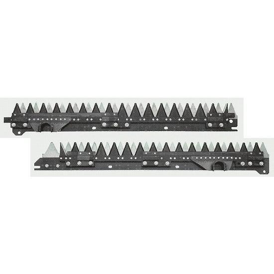 ヤンマー コンバイン 刈刃 AG6100/AG6100R/AG6114/AG6114R