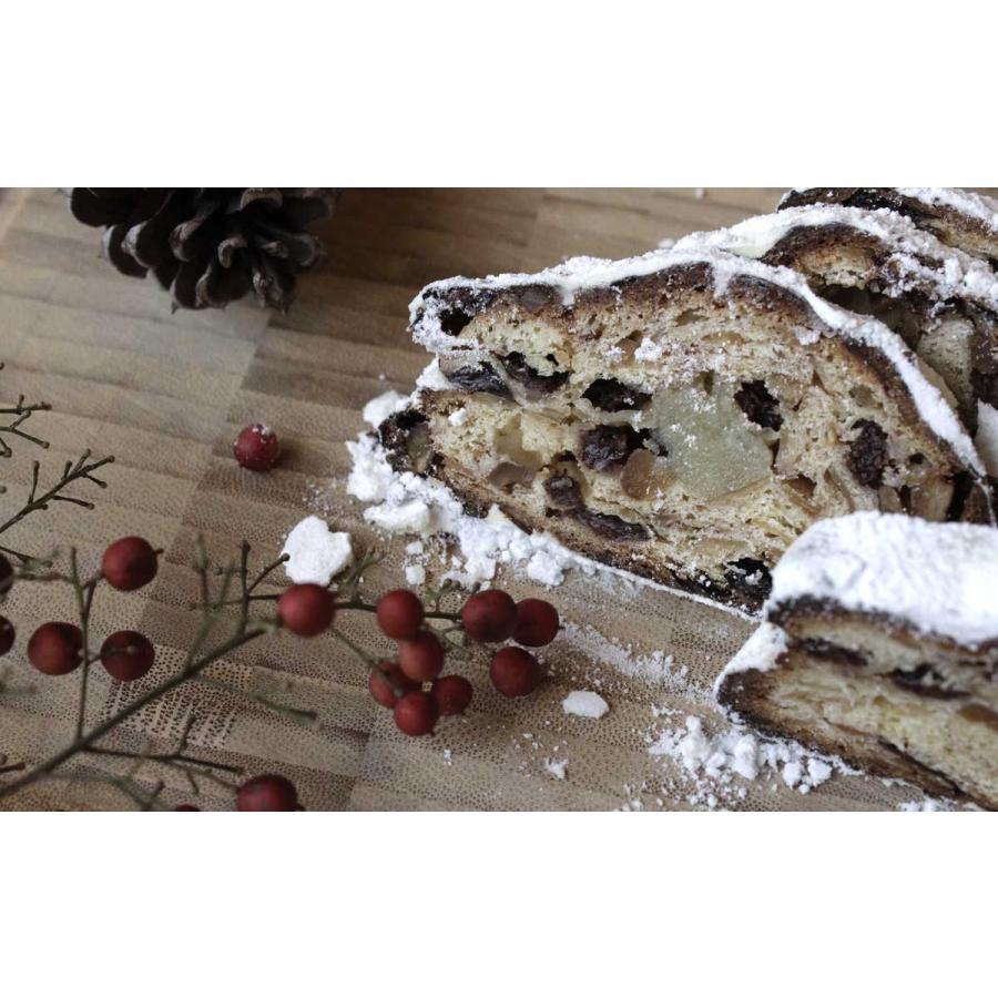 シュトレン Stollen シュトーレン 伝統的なドイツのクリスマス菓子 マジパン入り|arista|02