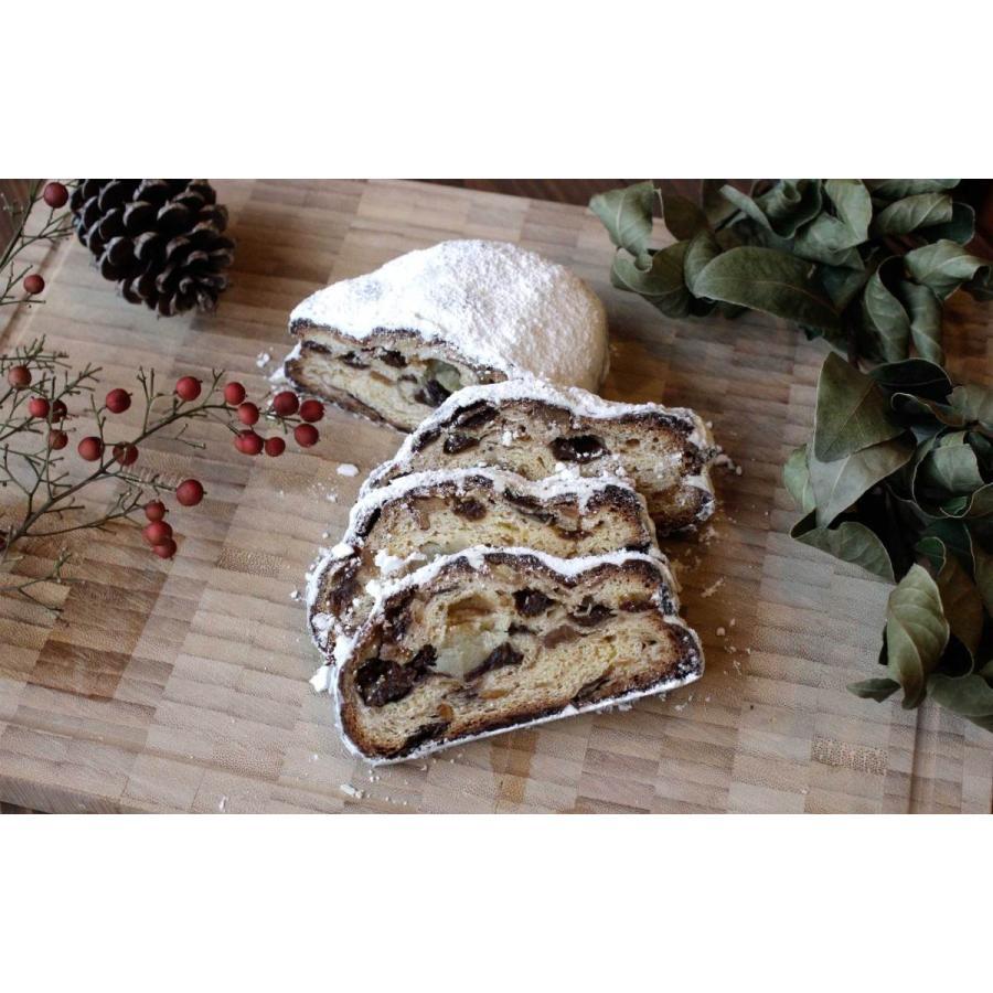 シュトレン Stollen シュトーレン 伝統的なドイツのクリスマス菓子 マジパン入り|arista|03