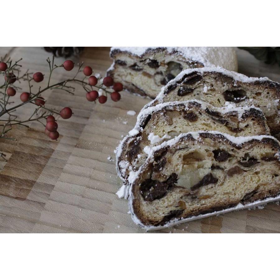 シュトレン Stollen シュトーレン 伝統的なドイツのクリスマス菓子 マジパン入り|arista|06