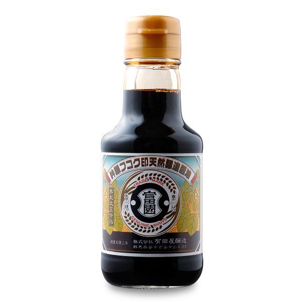 復刻版フコク印天然醸造醤油(150ml)|aritaya-est1832