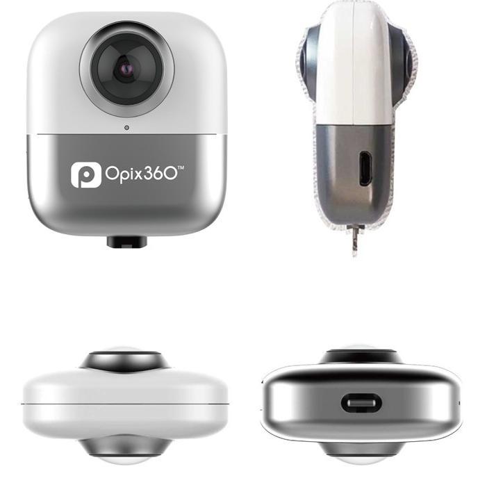 Culdoor opix360  iPhone専用 4K対応 スマホ直挿し360°カメラ「SasuToru i(サストル アイ)」 arkham 02