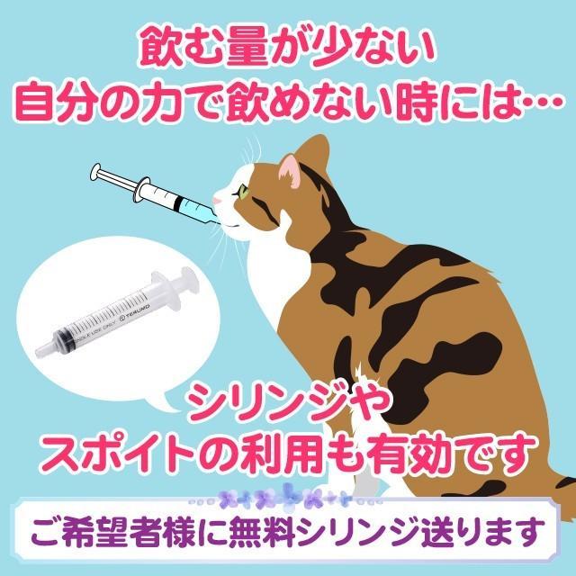 ペット用水素水 ミネラルゼロ 甦り水 ペットの水素水 220ml 10本 犬 猫 水 ペット用飲料水 アルミ パウチ 小動物 ウサギ ハムスター 送料無料|arkhe|10