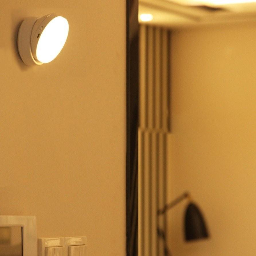 LEDライト 人感センサーライト  照明 360°回転でき 屋内  LED 自動点灯 停電 玄関 階段 廊下 乾電池 フットライト防犯 災害 非常灯 昼白色 電球色 arlife 02