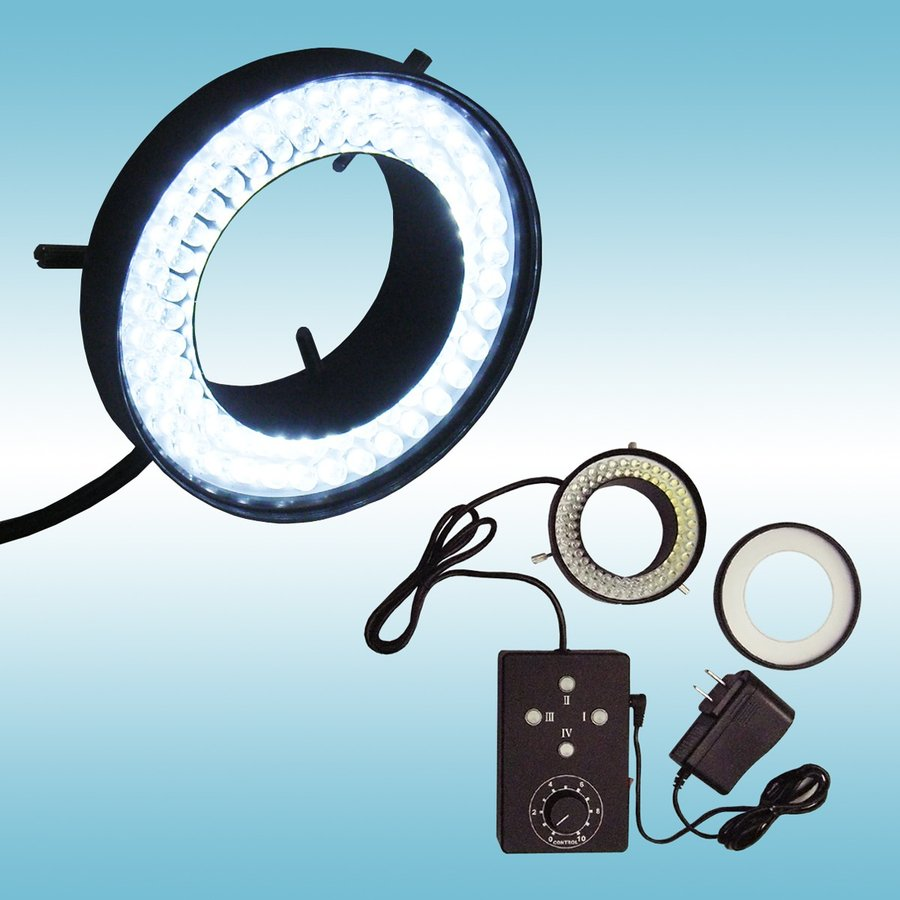 実体顕微鏡用LEDリング照明/LED-R72 armssystem 02