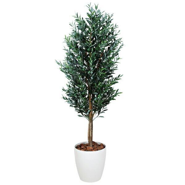 光触媒 観葉植物 高さ180cm 光触媒観葉植物 室内 大型 フェイクグリーン 消臭 オリーブ