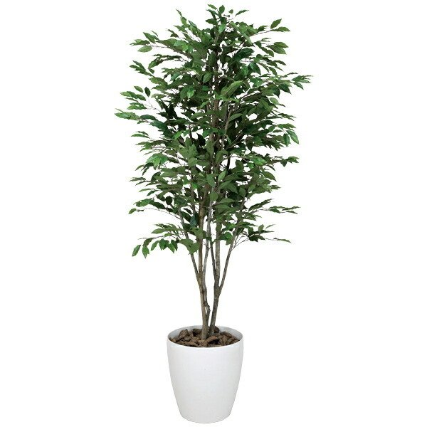 光触媒 観葉植物 高さ180cm 光触媒観葉植物 室内 大型 フェイクグリーン 消臭 ベンジャミンツリー
