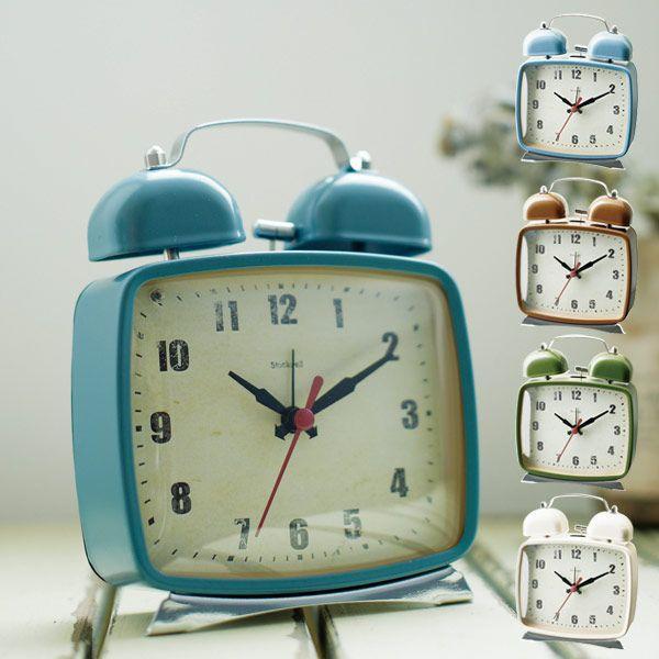 目覚まし 時計 おしゃれ 【2021年版】目覚まし時計のおすすめ20選。起きられない方は要チェッ...