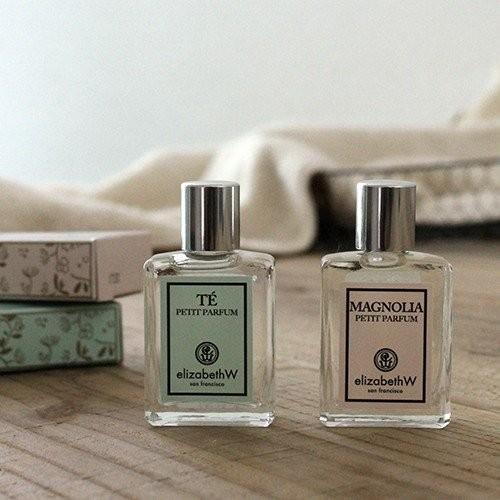 香水 エリザベスW signature オードパフューム マグノリア ティー15ml|aromagestore