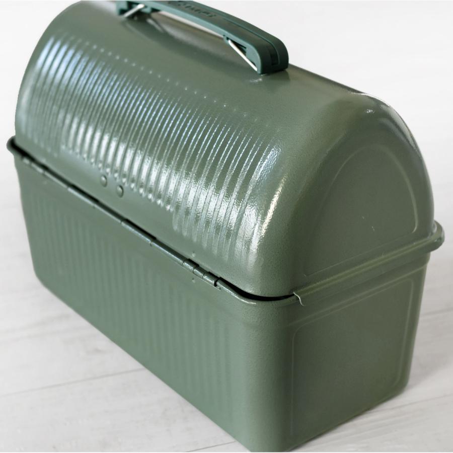 スタンレー STANLEY クラシックランチボックス9.4L アウトドア レジャー キャンプ ツールボックス 工具箱 BOX 大容量|aromaroom|16
