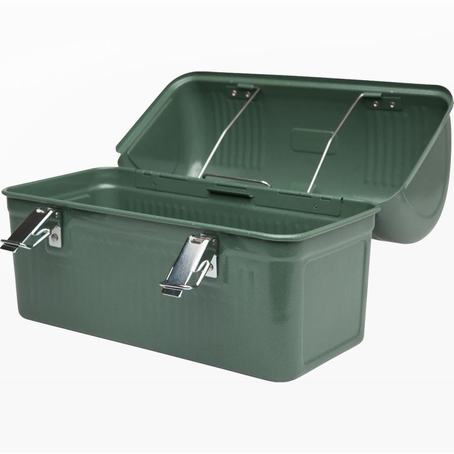 スタンレー STANLEY クラシックランチボックス9.4L アウトドア レジャー キャンプ ツールボックス 工具箱 BOX 大容量|aromaroom|17