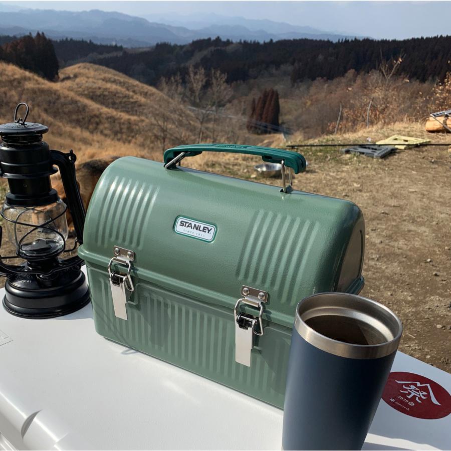 スタンレー STANLEY クラシックランチボックス9.4L アウトドア レジャー キャンプ ツールボックス 工具箱 BOX 大容量|aromaroom|18