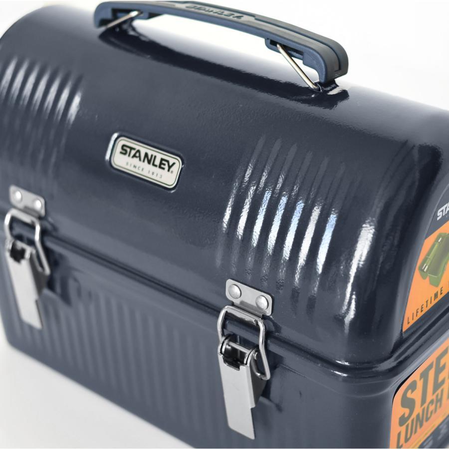 スタンレー STANLEY クラシックランチボックス9.4L アウトドア レジャー キャンプ ツールボックス 工具箱 BOX 大容量|aromaroom|05